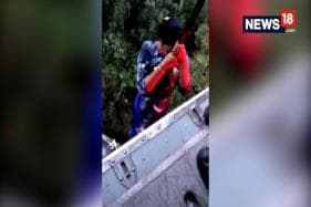 Watch: 20 Stranded Girls Rescued in Chengannur