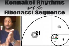 Artist Performing 'Konnakol' Using the Fibonacci Sequence Has Intrigued the Internet