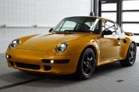 Porsche Project Gold Officially Unveiled