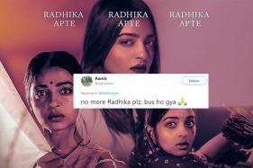 Radhika Apte Had the 'Apt' Response to Trolls Critical of Her Omnipresence on Netflix