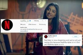 Netflix India Cannot Stop Gushing Over Radhika Apte. Here's Proof.