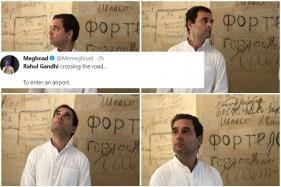 Congress Shares 'Many Facets' of Rahul Gandhi in Berlin, Photos Become Meme Gold
