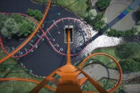 Recordbreaking Dive Coaster Set to Open in Canada Next Year