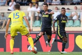 Juventus Snatch Dramatic Win at Chievo on Ronaldo's Serie A Debut
