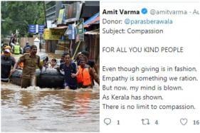 How a Writer Got Folks on Twitter to Raise Over Rs 10 Lakh for Kerala, in Exchange for Limericks