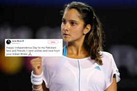 'My Independence Day is August 15': Sania Mirza Shuts Down Troll Who Questioned Her Nationality