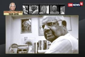 Life of Veteran Parliamentarian Somnath Chatterjee