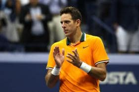 US Open: Juan Martin Del Potro Buoyed by Childhood Friends in Quest for Second Title