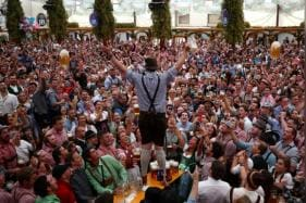 Say 'O zapft is!' World's Biggest Beer Festival Oktoberfest is Here