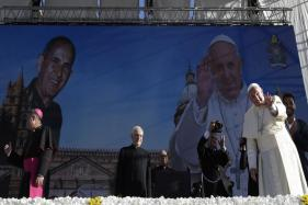 In Sicily, Pope Francis Hails 'Martyr' Priest Who Defied 'Blasphemous' Mafia