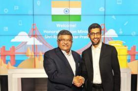 Sundar Pichai Writes to Centre: Free Flow of Data Across Borders Will Boost Startups