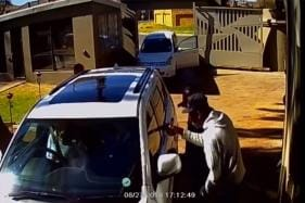 Brave Woman Driving Jeep Grand Cherokee SUV Prevents Carjacking in South Africa - Watch Video