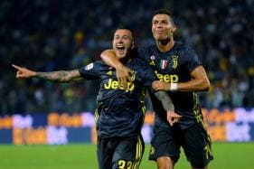 Juventus Maintain Perfect Serie A Start but AS Roma Lose at Bologna