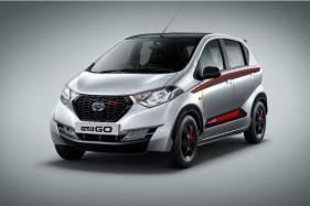 2018 Datsun Redi-GO Limited Edition Launched in India for Rs 3.58 Lakh