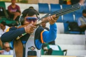 India's Ankur Mittal Wins Double Trap Gold in World Championship