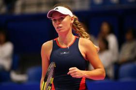 Caroline Wozniacki, Angelique Kerber Off to Fast Start at Wuhan Open