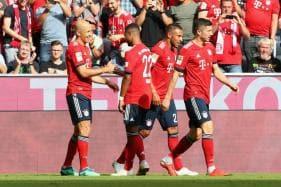 Buoyant Dortmund Host Hertha, Bayern Out to Build on Mini-Recovery
