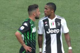 Douglas Costa Apologises for Spitting at Opponent's Face