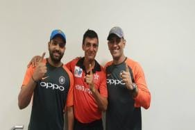 The Dhoni Slayer! Hong Kong's Ehsan Khan Basks in Afterglow of Standout Moment of Career
