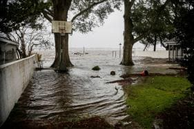 Hurricane Florence: Riding Out 'Monster' Storm at Home, Hardy Holdouts Feel Lucky so Far