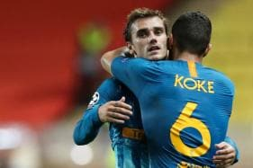 Griezmann and Costa Combine as Atletico Madrid Undo Monaco