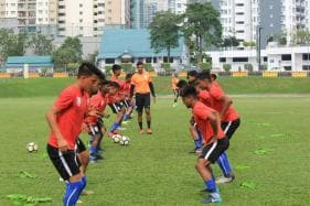 AFC U-16 Championship: Confident of Strong Showing, India U-16 Football Team Have Task Cut Out in Malaysia