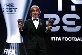 'The Night When All My Dreams Have Come True' – Luka Modric on Winning FIFA World Player of the Year