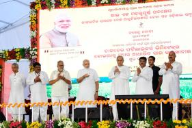 PM Modi Lays Foundation Stone for Rs 13,000 Crore Talcher Fertiliser Project