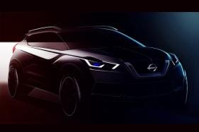 Nissan India Reveals First Glimpse of Hyundai Creta Rivaling Kicks SUV, Launch in Early 2019