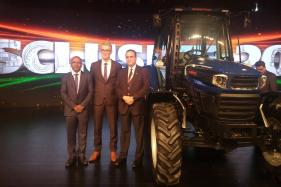 Escorts Unveils New Automated Tractor Concept With Next-Generation Digital Vehicle Technologies