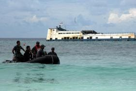 At Least 13 Dead, Eight Missing in Indonesia Ferry Accident