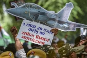 PM Modi Should Explain How a 12-Day-Old Company Got Rafale Contract: Congress