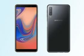 Samsung Galaxy A7 With Triple Rear Camera Launched in India at Rs. 23,990 Onwards