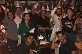 Saif, Karisma and Family Ring in Kareena Kapoor's Birthday in Style. See Pics