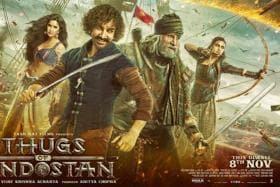 Aamir Khan Just released the Poster of Thugs Of Hindostan and Fans are Thrilled