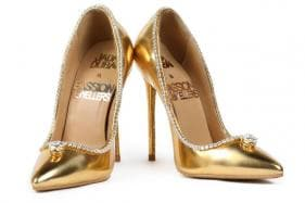 World's 'Most Expensive' Shoes Worth Rs 123 Crore Ready for Launch in Dubai