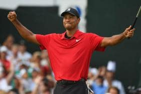 Enormity of Victory Not Sunk in Yet, Says Tiger Woods