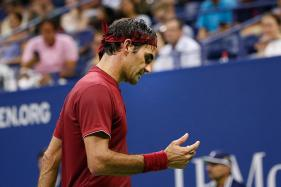 Roger Federer Stunned by 13th Seed Coric in Shanghai Semi-finals