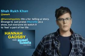 Did Hannah Gadsby Know She Read out Superstar SRK's 'Sweet Tweet' on 'Nanette'?