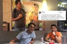 An Asian YouTuber Walked into McDonald's to find Posters of ONLY Americans. So This is What He Did.