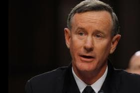 Admiral William McRaven Who Blasted Trump Steps Down from Pentagon Body