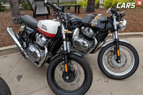 Royal Enfield Continental GT 650 and Interceptor 650 Twins First Ride Review - Watch Video