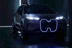 BMW Vision iNext Crossover Concept Officially Teased