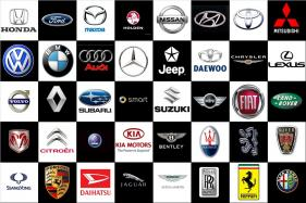 Car Logos and Interesting Stories Behind Them - BMW, Toyota, Tesla and More