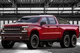 This Hennessey Goliath 6X6 Pickup Truck Worth Rs 2.75 Crore is The Ultimate Off-Roader