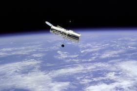 Trouble for Hubble: Telescope Taken Offline After Gyro Failure Leaves it 'Disoriented'