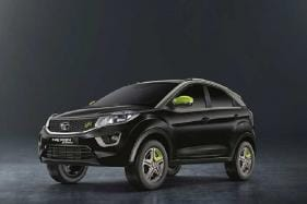 Tata Nexon Kraz Limited Edition Launched in India for Rs 7.14 Lakh