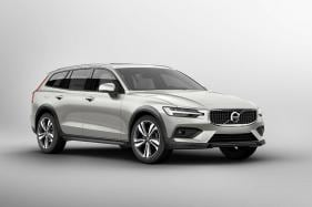 New Volvo V60 Cross Country Crossover Utility Vehicle Revealed