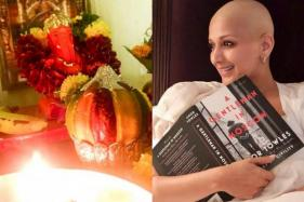 Sonali Bendre Misses Ganesh Chaturthi Celebrations, Shares an Emotional Post