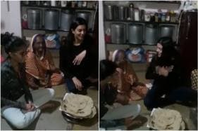 Sushmita Sen Celebrates Daughter's Day With '101-year Young Grandma'; Watch Video